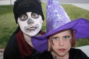 Dead Pirate & Evil Witch